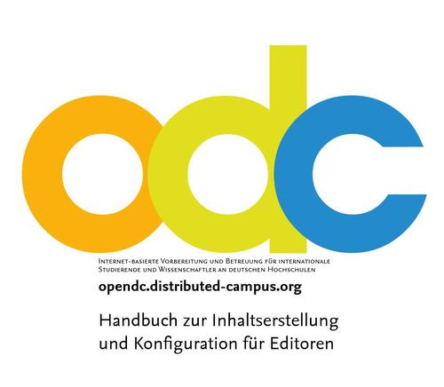 Open DC Handbücher zum Download
